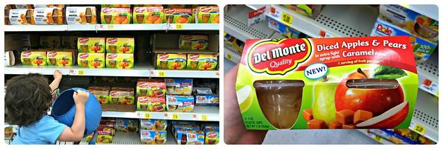 Del Monte #SmartSnack at Walmart