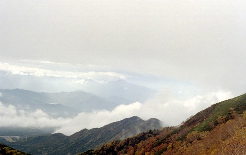 Oct 7 2012 Yatsugatake
