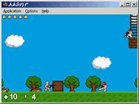 juego de plataformas clasico