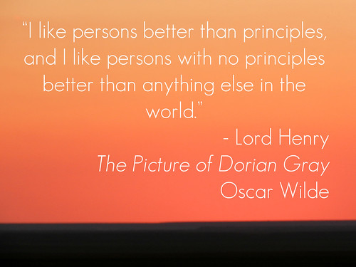 Quotes #1: Lord Henry
