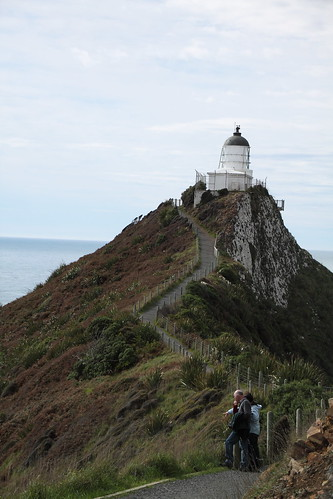 Nugget Point (Tokata Lighthouse)