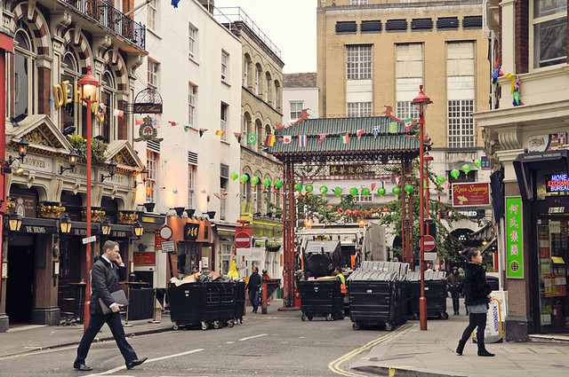 little china in london