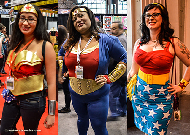 NY Comic Con Wonder Woman