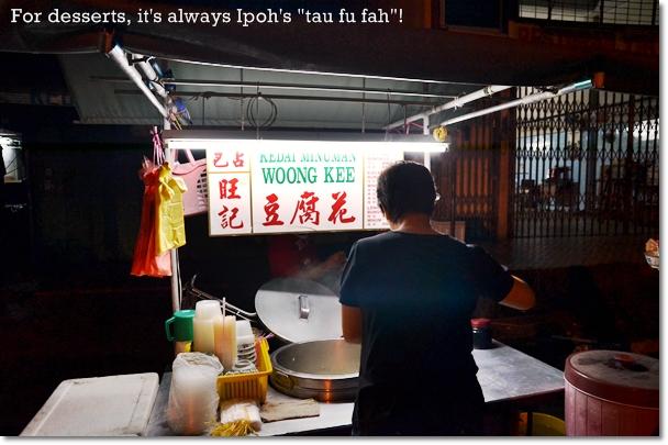 Woong Kee Ipoh Tau Fu Fah