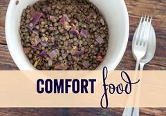 8. comfort food