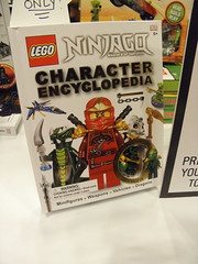 Ninjago Character Encyclopedia 1