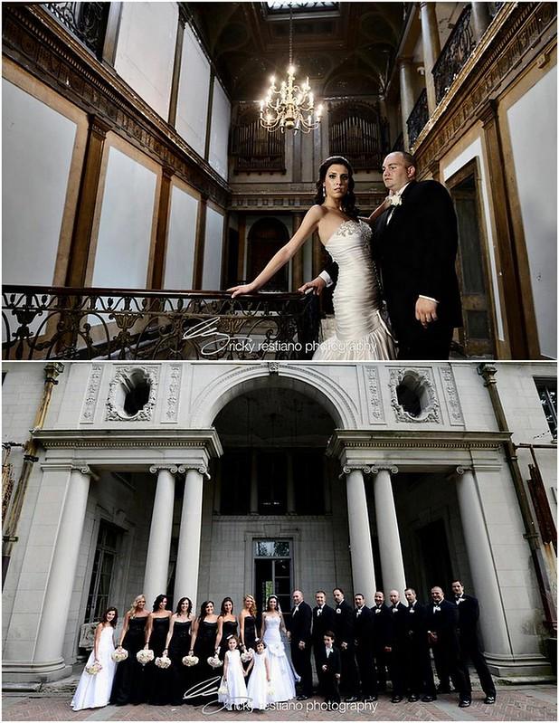 Bridal Styles Bride Melissa, photo - Ricky Resitiano Photography
