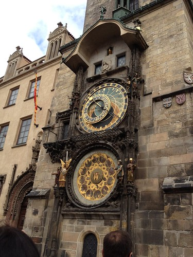 Prague Atomic Clock