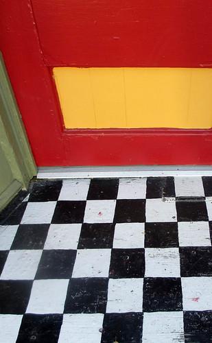Kentucky doorway