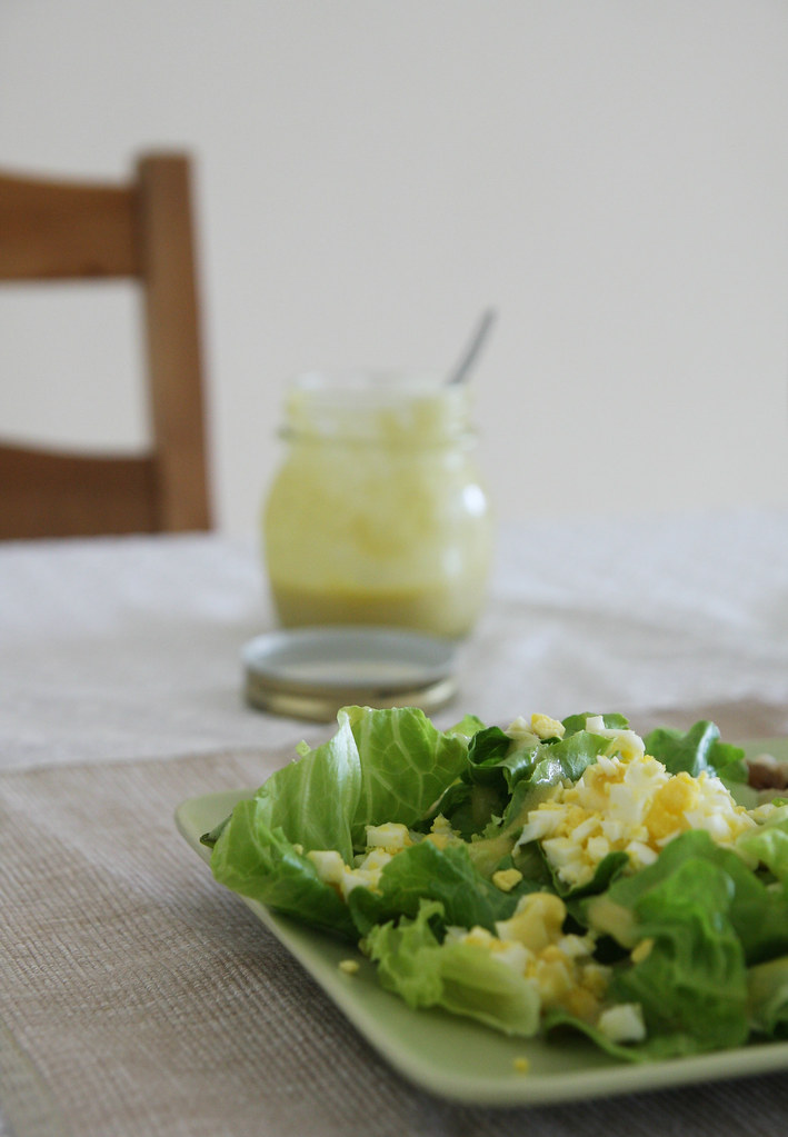 egg salad and mustard dressing1