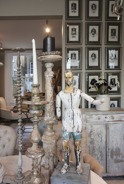 Josephine Ryan Antiques - Chelsea, London