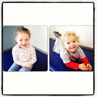 The Littles, waiting for the #doctor. Cuties!