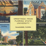Greetings from Florida State University, Tallahassee, Florida