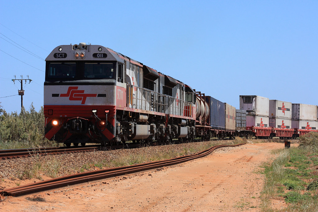 SCT011, SCT012 Coonamia by Malleeroute