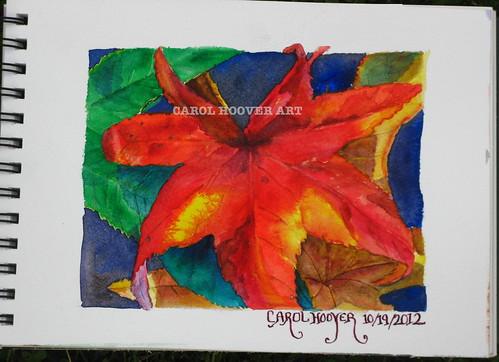 IVTA Au Glow Leaf FAV01