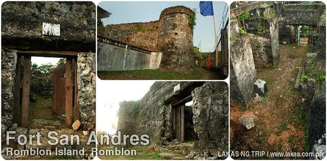 Fort San Andres in Romblon Island, Romblon