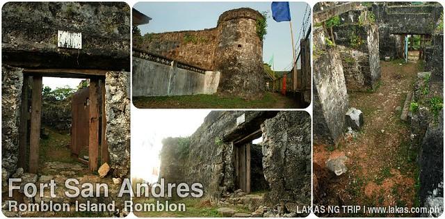 Fort San Andres in Romblon Island, Romblon