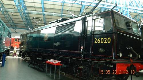 BR Bo-Bo No. 26020