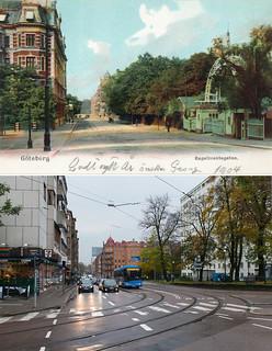 Gothenburg, Lorensberg 1904 / 2012