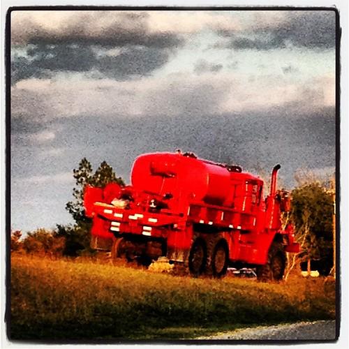 Happyland firetruck