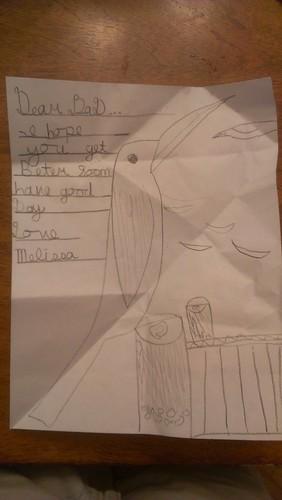 Melissa's card by jbellis
