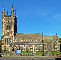 St Mary, Mirfield