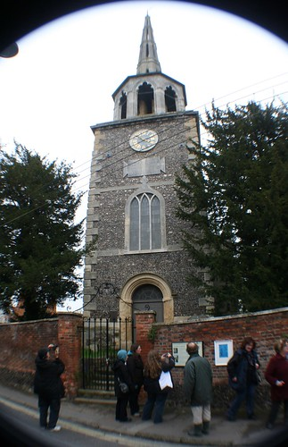 St. Peter's Church, Wallingford, England