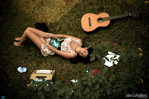 Flor Z Música & Letras by Alex Caballero.