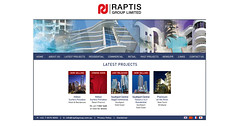 Raptis - Responsive WordPress Theme