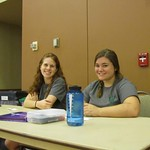 TOLs getting the opportunity to help with numerous events throughout the orientation week. --