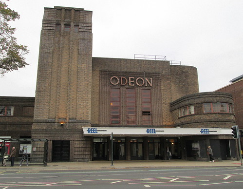 Former Odeon Cinema, York, Frontage