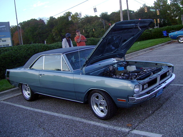 1971 dodge dart custom - photo #9