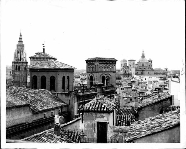 Toledo el 28 de junio de 1964. Fotografía de John M. Zielinski