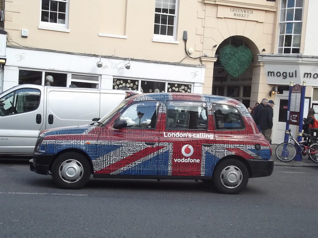 greenwich taxis