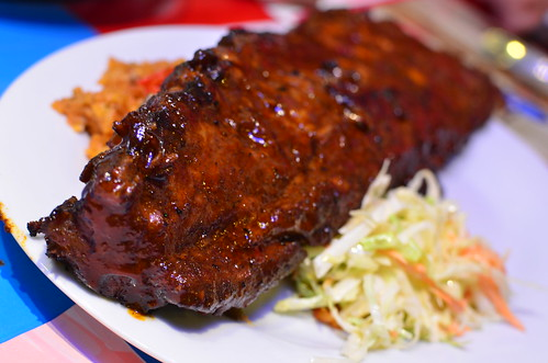 Baby Back Ribs - Clawdaddy's Great American Picnic Now in Davao at SM Lanang Premier