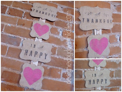 A Thankful Heart is a Happy Heart Wall Hanging-004