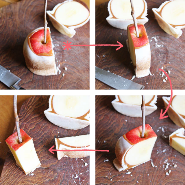 how-to-cut-a-caramel-apple-2