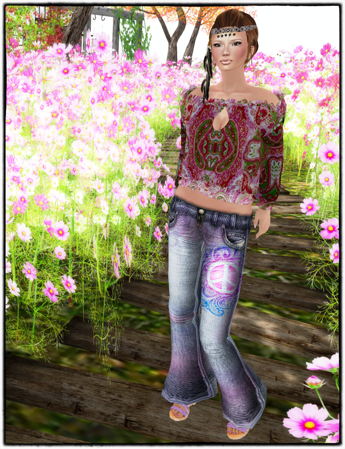 Boho Fair DEW+ILOVEFASHION+Step Inside+CandyMetal+