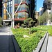 Neo Bankside: the small, expensive shared garden