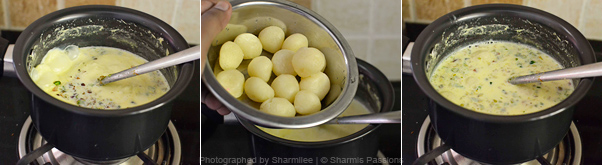 How to make rasmalai - Step4