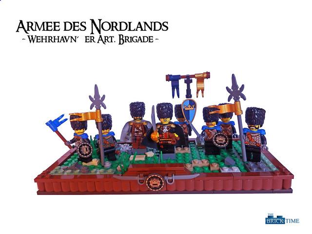 Wehrhavn´er Artillery Brigade