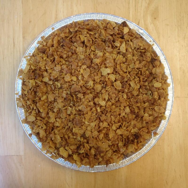 ... no bake crispy corn flake corn flake bars recette cookies corn flakes