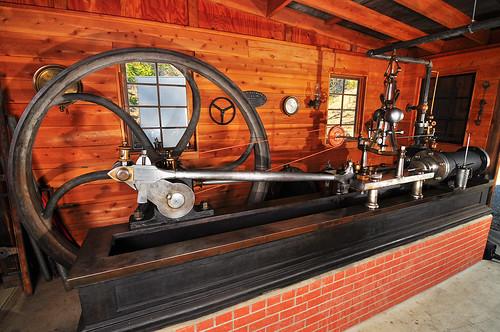 Antique Industrial Equipment.