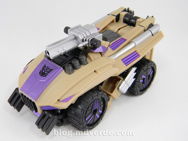 Transformers Swindle Generations Fall of Cybertron - SDCC Exclusive - modo alterno
