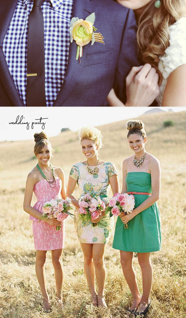 Lovestruck Wedding Awards | Wedding Party