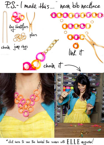 Elle bib necklace inspiration