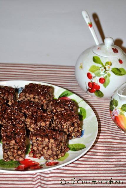 Cubotti di riso soffiato (1)