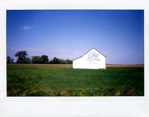 ohio usa film barn america fuji 200 instant oh instax davidlindley bicentennialbarn 18032003 toohio lowanthem