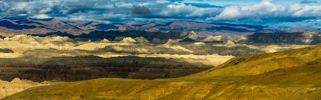 重游西藏-阿里札达土林 - 风景这边独好 - 风 景 这 边 独 好