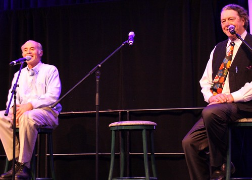 Hal-Con 2012 Q&A with Richard Donat & John Dunsworth